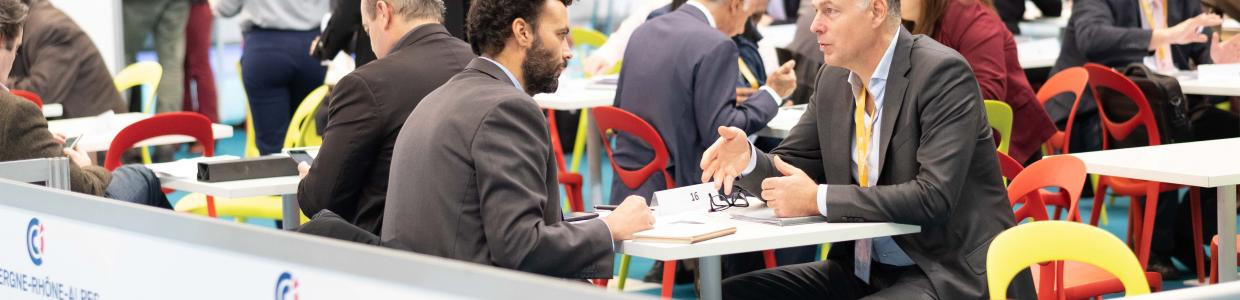 Rendez-vous d'affaires Green Days sur le salon Pollutec